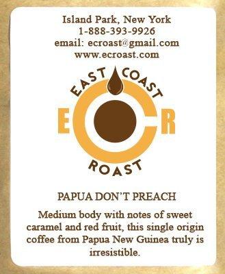 Papua_Dont_Preach_Label